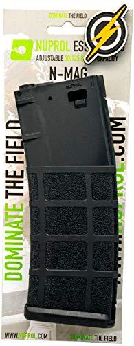 Magazine Nuprol N-MAG Mid-Cap 30 / 125RND - Noir et Patch par First and Only Retail