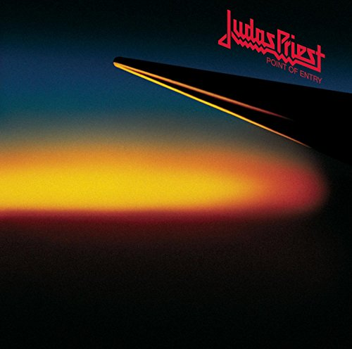 Judas Priest: Point of Entry (Audio CD)