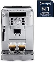 De'Longhi Magnifica S Bean To Cup Coffee Machine, ECAM22.110.SB, Silver, 1 Year Brand Warr