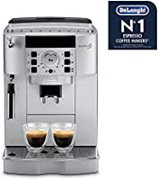 De'Longhi Magnifica S Bean To Cup Coffee Machine, Silver, ECAM22.110.SB
