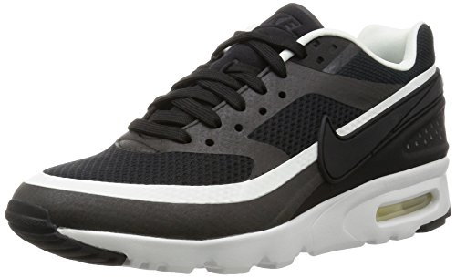 Nike W Air Max Bw Ultra, Chaussures de Running Entrainement Femme Negro (Negro (black/black-summit white))