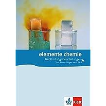 Elemente Chemie - Ausgabe für Nordrhein-Westfalen G8. Gefährdungsbeurteilungen. Einzellizenz