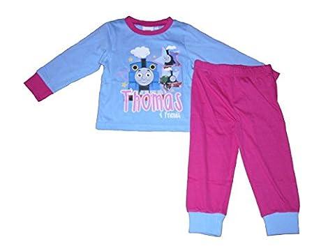 Girls Pyjamas Thomas The Tank Engine 9 Months Upto 6