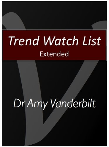 Trend Watch List Extended - Social Media as Business Media
