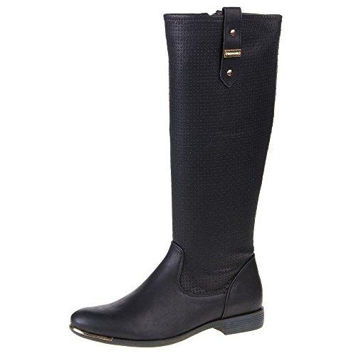 Damen Schuhe, K-28, STIEFEL Schwarz K-28