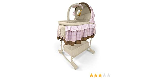 Best for kids wiege stubenbett in schaukelwiege babybett mit