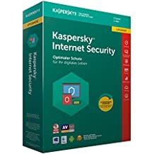 Kaspersky Internet Security Upgrade (Code in a Box) Software