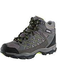 Mckinley Trek-Stiefel Cisco Hiker Aqx Jr. - grey/black/yellow