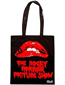 Borsa Rocky Horror Picture Show - Nera - Film by Mush Dress Your Style