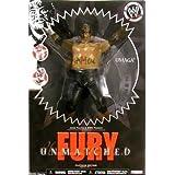 WWE Unmatched Fury Umaga Action Figure by Jakks Pacific