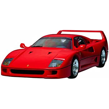 tamiya 24295 maquette ferrari f40 rouge echelle 1 24 jeux et jouets. Black Bedroom Furniture Sets. Home Design Ideas