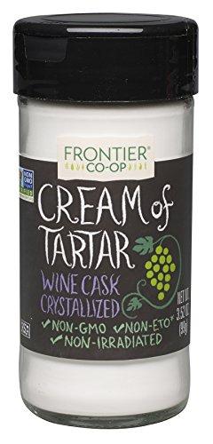 Frontier Herb Cream Of Tartar (1x3.52 Oz)
