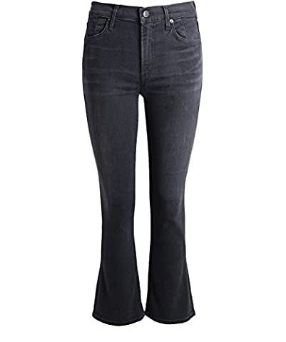 Citizens of Humanity Women's High Rise Fleetwood Bootcut Jeans Astoria Black 30