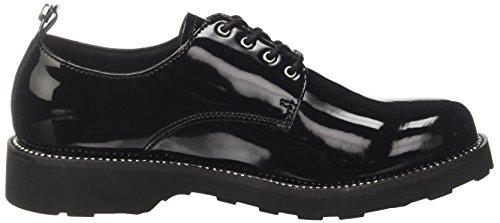Cult Women Zeppelin Low 1822 Derby Shoes Nero (nero)