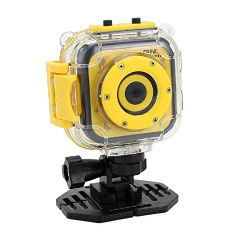 FDBF Wasserdichte Kamera für Sportkameras für Kinder mit 8 GB-Speicherkarte