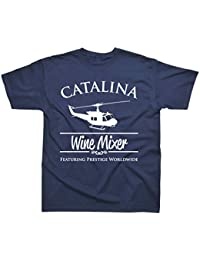 Postees Catalina Wine Mixer Inspired by Step Brothers T-Shirt