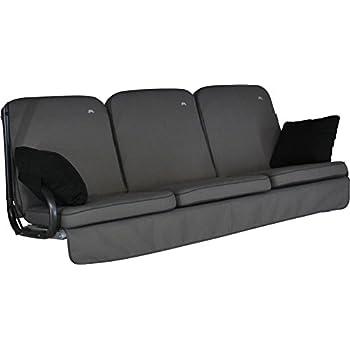 Beautiful Angerer Primero Style Schaukelauflage Style, Grau, 3 Sitzer (ohne Schaukel) Design Ideas