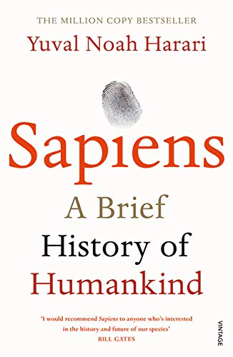 Sapiens: A Brief History of Humankind -