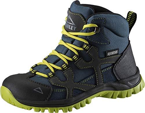 McKINLEY Unisex Kinder Trekkingstiefel Santiago Pro AQX Trekking- & Wanderstiefel Grau (Anthracite/Blue DAR 000) 30 EU