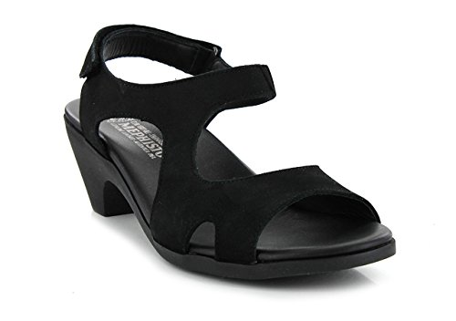 MEPHISTO CINDY - Sandales / Nu-pieds - Femme Black