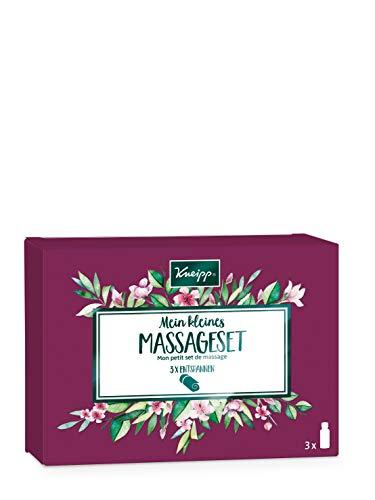 Kneipp Geschenkpackung Mein kleines Massageset (3 x 20ml), 2er Pack