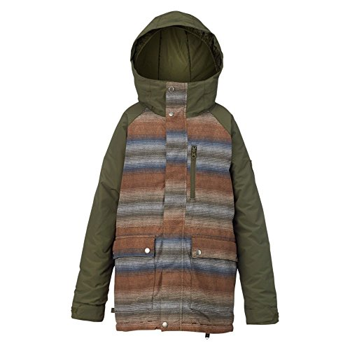Burton Jungen Boys Phase Jacket Snowboardjacke, Boro, S