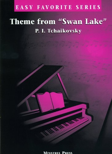 Portada del libro Theme from Swan Lake by Alexander Cole (1998-01-01)