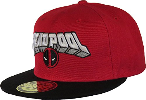 Marvel Comics Baseball Cap Deadpool