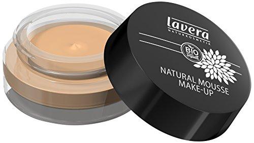 Lavera Bio Natural Mousse Make-Up - Honey 03 (1 x 15 gr) -