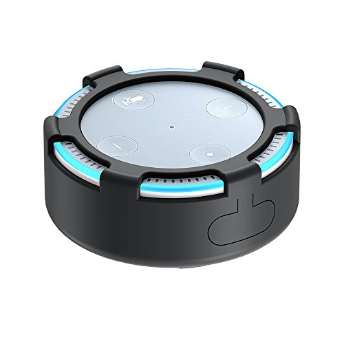 Housse en silicone pour Amazon Echo Dot