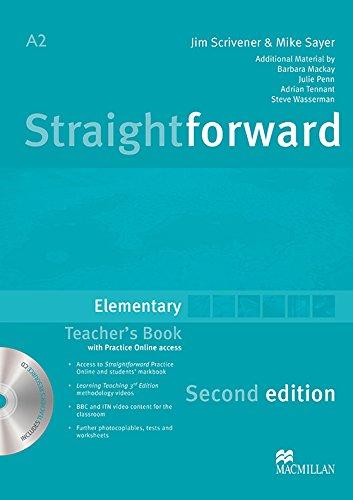 STRAIGHTFWD Elem Sb (ebook) Pk 2nd Ed (Straightforward)