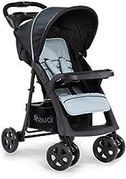 Hauck Shopper Neo II, 4-hjulig barnvagn upp till 25 kg, med liggläge från födseln, kompakt hopfällning, låg vi