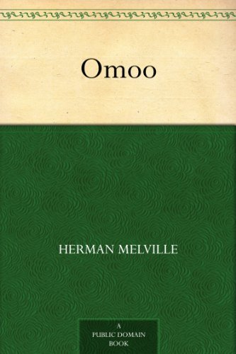 Omoo book cover
