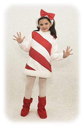 Imagen de disfraz de caramelo para niñas 10 años