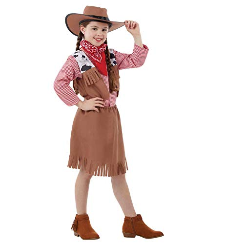 Fun Shack FNK4464XL Kostüm, Girls, Cowgirl, XL