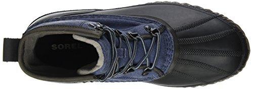 Sorel Herren Cheyanne II Short Cvs Schneestiefel Blau (Collegiate Navy/quarry)