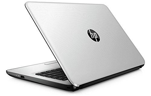 HP 14 Inch Intel Celeron 4GB 1TB Laptop (White)
