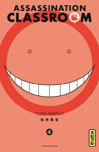 Assassination Classroom Edition simple Tome 4