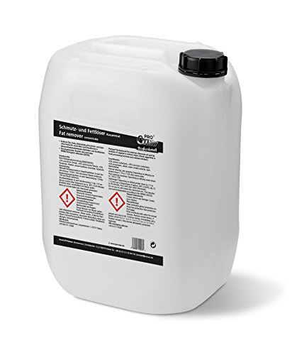 """PROCaso® Professionell Schmutz- und Fettlöser 5 Liter Konzentrat """"NEUENTWICKLUNG"""" ultrastark und kraftvoll"""