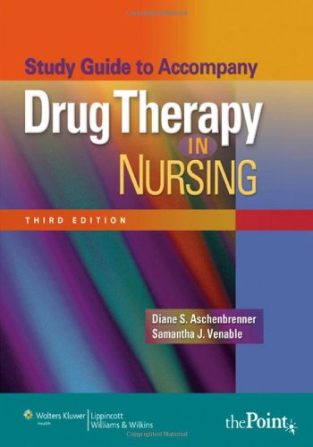 Pdf Download Drug Therapy In Nursing Study Guide Full Online By