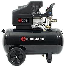 50L Compresor de aire - 9.6 CFM, 2.5 HP, 1.5 KW, 230V, 50L, 115 PSI