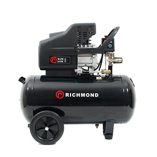 Preisvergleich Produktbild 50L Air Compressor - 9.6 CFM, 2.5 HP, 1.5 KW, 230V, 50L, 115 PSI