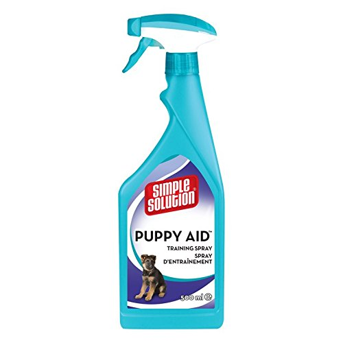 Simple Solution Puppy Training Aid Spray, 500 ml