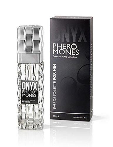 Onyx men Pheromone Eau de Toilette für Ihn 100 ml (Lockstoff Tragen)