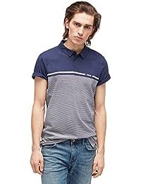 Mens Poloshirt Mit Farblich Abgesetzten Kragen Und Ärmeln Polo Shirt Tom Tailor Denim