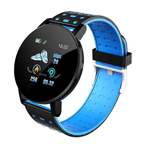 Smartwatch impermeable Pudrew (4 colores) por sólo 6,99€ con el #código: 2BXF73GW