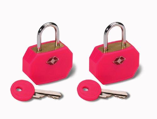 lewis-n-clark-tsa14pnk-travel-sentry-candado-2-unidades-neon-color-rosa