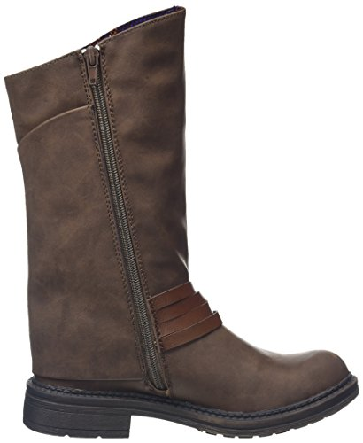 Boots Biker Blowfish Braun coffee Damen Fenni C6vwxUq0