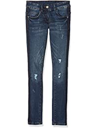 TOM TAILOR Kids Girl's Destroyed Skinny Denim Lissie Jeans