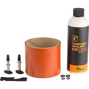 Naranja Seal Kit Tubeless grasa neumático sellador X 75mm–estándar